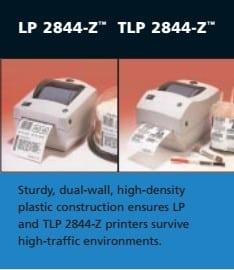 Zebra LP/TLP 2844-Z | PT  Makro Jaya